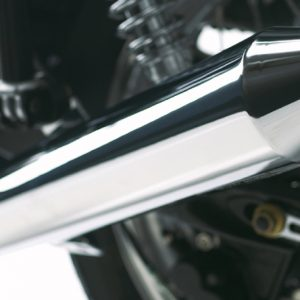 Thruxton Accessory Silencer kit