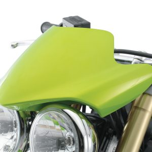 Street Triple Fly Screen Kit - Matt Orange
