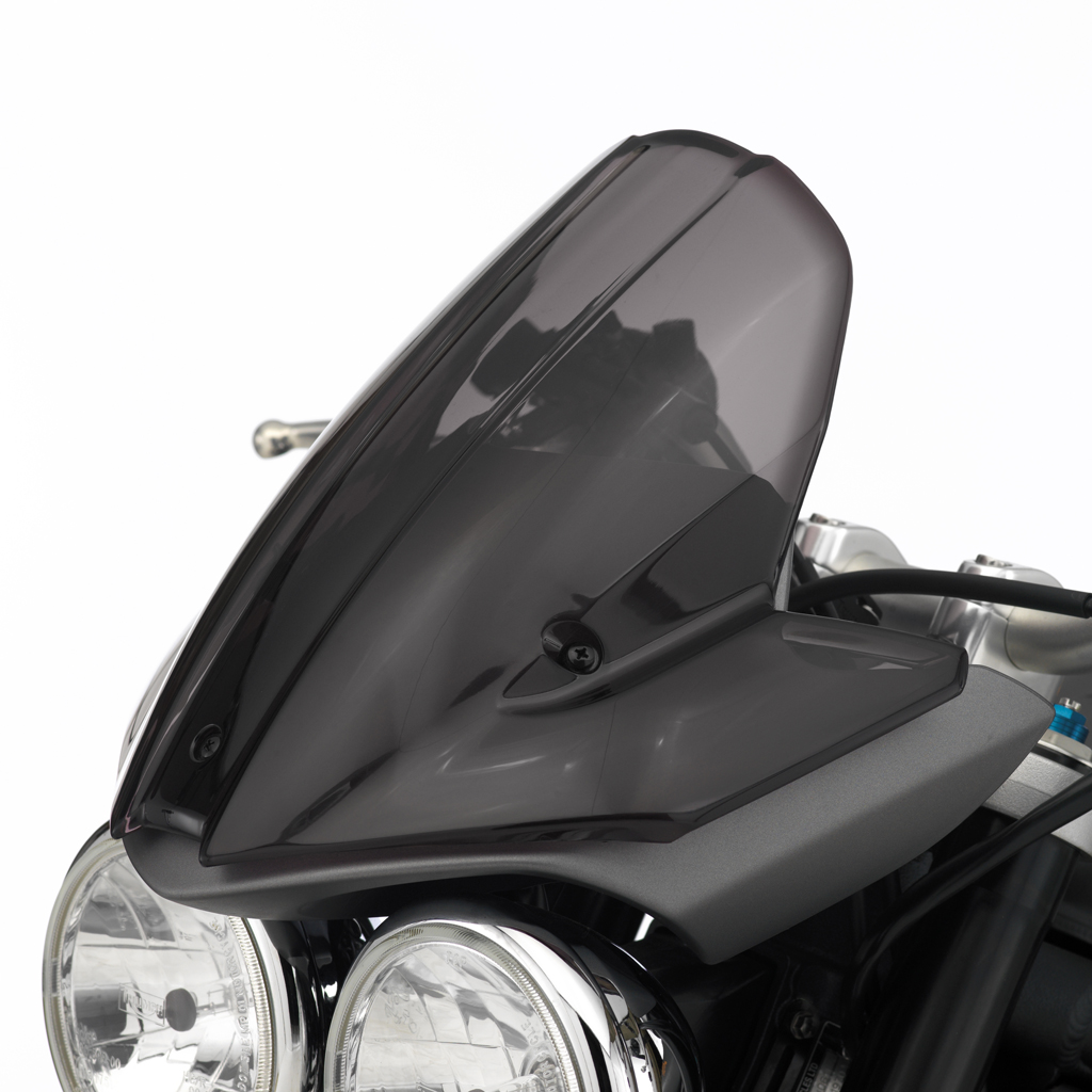 Triumph Street Triple 2007 - 2011 Fly screen Visor Kit - Moulded