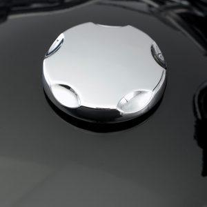 Triumph Bonneville / Scrambler / Thruxton / Thunderbird Lockable Billet Fuel Filler Cap