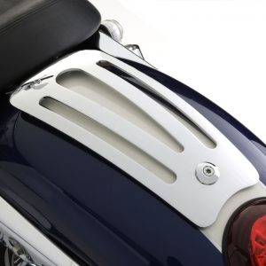 Triumph Thunderbird / Storm / LT Chrome Single Seat Rack - Pressed