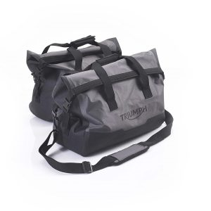 Triumph Expedition Aluminium Panniers - Waterproof Inner Bags