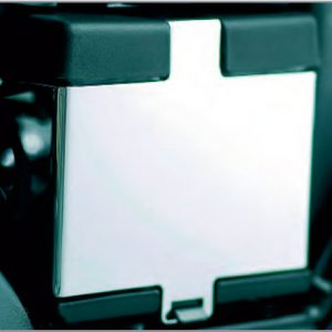 Triumph Speedmaster Battery Box Cover - Chrome