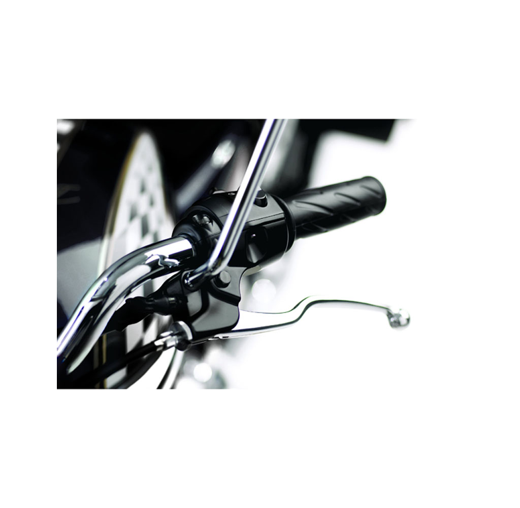 Triumph Bonneville Chrome Lever Kit