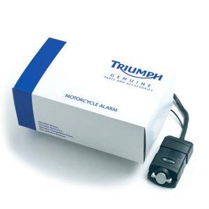Triumph Explorer Alarm System