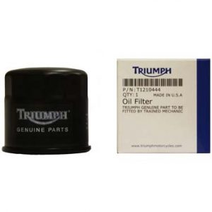 Triumph Genuine Oil Filter - Spin On