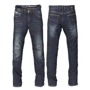 Triumph Heritage Mens Short Denim Jean
