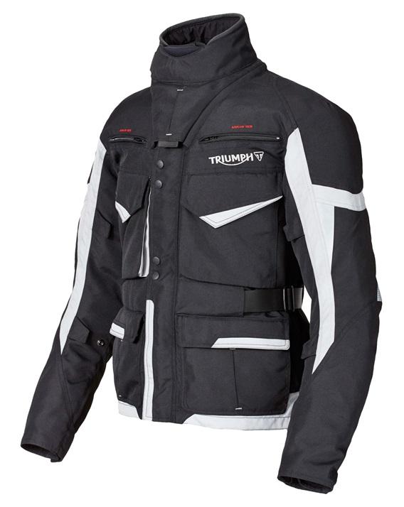 Triumph Traveller Textile Jacket