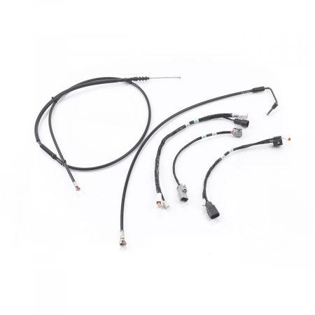 Triumph Bobber High Handlebar Cable Kit