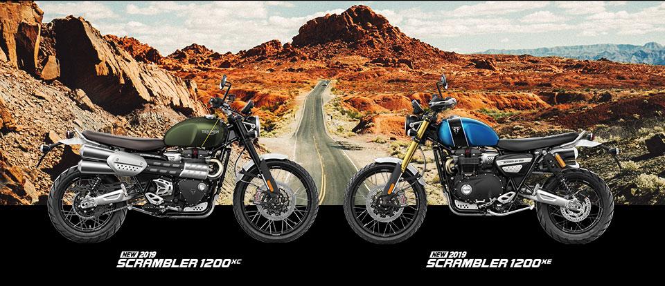 The New Scrambler 1200 Xc Xe Phillip Mccallen Motorcycles